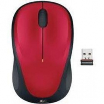 SOURIS LOGITECH M235 Wireless - Rouge