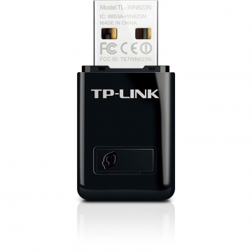 CLE USB WIFI TP-LINK MINI 300 Mbps - FREQUENCE 2.4 GHz - IEEE 802.11b/g/n