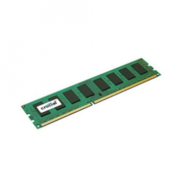 MEMOIRE DIMM DDR3L 8 Go 1600Mhz Crucial
