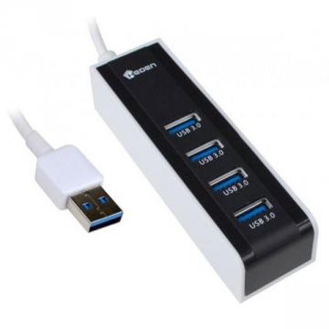 HUB USB 3.0 Heden 4 Ports Auto Alimenté