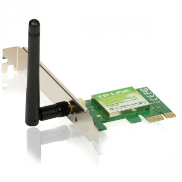 CARTE WIFI PCI-E TP-LINK 802.11N 150Mb