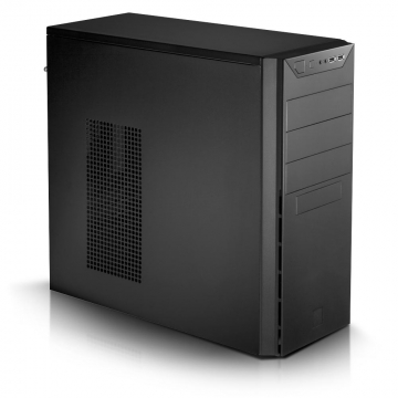 BOITIER PC ATX ANTEC VSK4000B sans alim / Noir / AcierNoir USB 3.0
