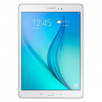 "TABLETTE TACTILE Samsung GALAXY Tab A – SM-T550 9,7"" 16 GO WIFI Blanc (TAXE SORECOP INCLUS 6.40 € ) Eco-Participation 0,2500"