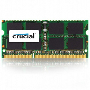 MEMOIRE SO-DIMM DDR3L 8 Go 1333Mhz Crucial Certifié MAC