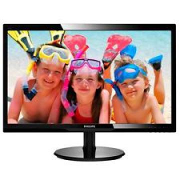 MONITEUR 21.5 POUCES PHILIPS - Sorti VGA - Dalle TFT Led - Full HD 1920 x 1080 à 60 Hz - Garantie 2 ans sur site