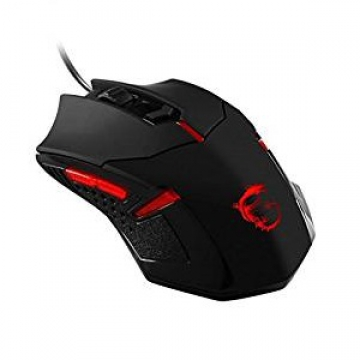 SOURIS MSI Interceptor DSB1 1600 DPI Laser