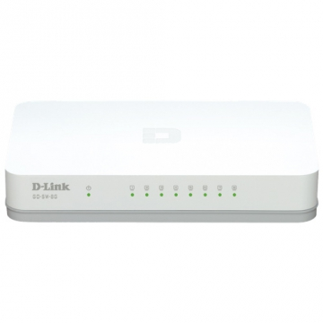 SWITCH D-LINK GO-SW-8G 10/100/1000
