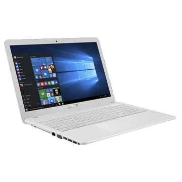 PORTABLE Asus 15.6 Pouces  - BLANC - Intel Core i3-5005U, 4Go DDR3, HDD 1To, DVD RW/ SuperMulti DL, Intel HD graphics, Batteries 2 cells, Webcam VGA, Lecteur SD, Clavier Chicklet, 1*HDMI, 1*USB3.1 type C, 1*USB3.0, Windows 10, Garantie 2 ans, avec sac/sou