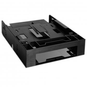 """ADAPTATEUR MAX-IN-POWER pour 4 x 2.5"""" ou 1 x 3.5"""" + Lecteur Carte/DVD Slim"""
