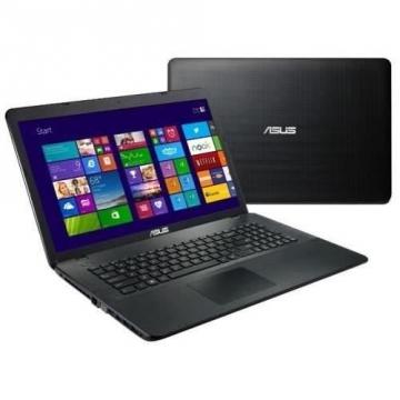 PORTABLE Asus 17.3 Pouces - NOIR - Intel Pentium N3710, 4Go DDR3, HDD 1To, DVD/RW Super multi DL, Batteries 4 cells, Webcam VGA, BT 4.0, Lecteur 2 en 1, Clavier wave + Pavé Numérique, 1*HDMI, 1*USB3.0, 2*USB2.0, Windows 10, Garantie 2 ans, a
