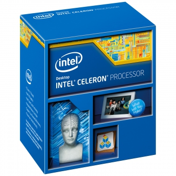 INTEL Processeur S1150 Celeron G1840 BOX