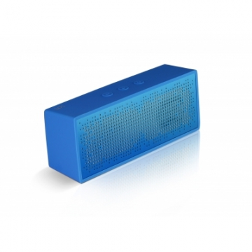 ENCEINTE BLUETOOTH Antec rectangulaire Bleue