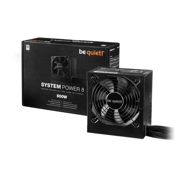 ALIMENTATION Be Quiet  SYSTEM POWER 8 500W