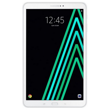 "TABLETTE TACTILE Samsung GALAXY Tab SM- T580NZWAXEF 2016 10.1"" 16 Go BLANC"