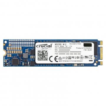 SSD 275 Go CRUCIAL MX300 MSATA M2