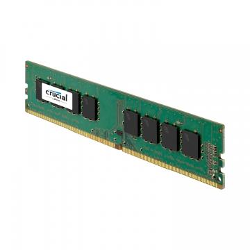 MEMOIRE DIMM DDR4 8 Go 2133Mhz Crucial