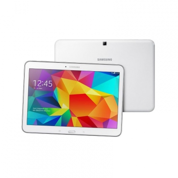 TABLETTE TACTILE Samsung Galaxy Tab 4 Blanc Matisse SM-T530 Blanc Taxe Sorecop Incluse