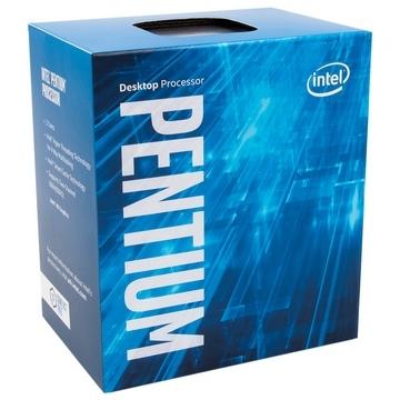INTEL Processeur S1151 - PENTIUM G4560 BOX KABYLAKE - 2 Coeurs à 3.50 GHz avec 3 Mo de cache - 54 Watts