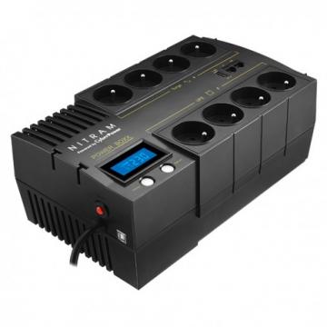 ONDULEUR NITRAM Power Boxx PB 700LCD - Garantie 2 Ans