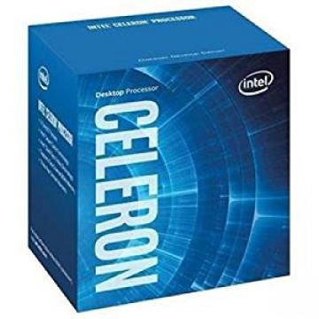 INTEL Processeur S1151 - CELERON G3900 BOX SKYLAKE - 2 Coeurs de 2.80 GHz avec 2 Mo de cache - 51 Watts
