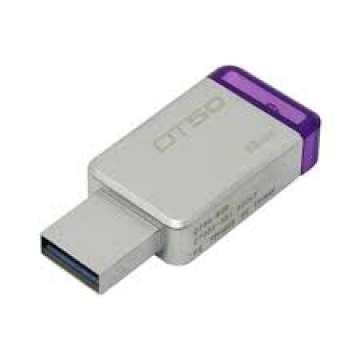 CLE USB 3.1 8 Go KINGSTON DT50 - Taxe Sorecop Incluse