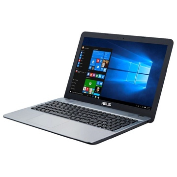 "PORTABLE ASUS 15.6"" - Argent - Intel Core i3 6006U - Dual Core à 2.0 Ghz - HDD 1To 5400 Trs/min - 4 Go RAM DDR4 - Intel HD Graphics 520 - Wi-Fi 802.11b/g/n - Bluetooth 4.0 -  1 Port USB 2.0 - 1 Port USB 3.0 Type A - Windows 10 Home 64 bits - P"