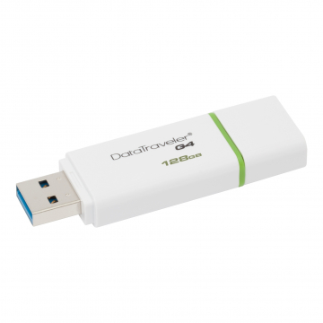 CLE USB 3.1 128GB Kingston DTI G4 Taxe Sorecop incluse