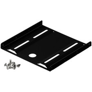 """ADAPTATEUR SUPPORT SSD / HDD 2.5"""" DANS BAIE 3.5"""""""