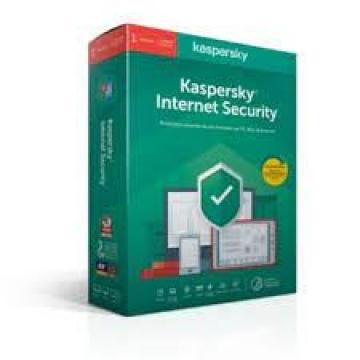 KASPERSKY Internet Security 2020 Boite (1 p/1 an) MAC/PC