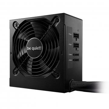 ALIMENTATION Be Quiet 600 Watts - SYSTEM POWER 9 - 80 PLUS Bronze