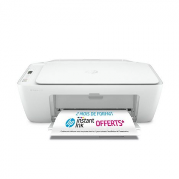 HP Deskjet 2710 All-in-One - imprimante multifonctions jet d'encre couleur A4 - Wifi, Bluetooth, USB5AR83B