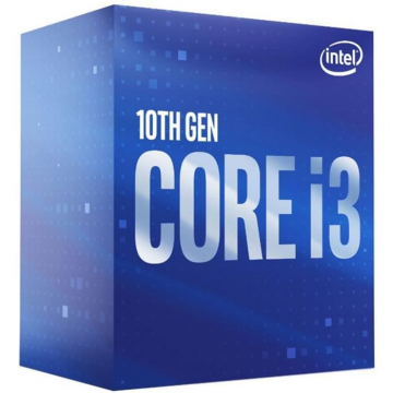 Intel Box Core Processor i3-10100F S1200 3.60Ghz 6M Comet Lake