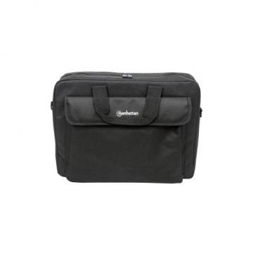SACOCHE  MANHATTAN  pour Portable 15.6'' - noir - modèle London