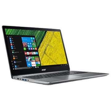 "PORTABLE ACER 15.6"" SWIFT 3 GRIS - INTEL Core i5 7200U - 4 Go DDR4 - SSD 256 Go  -  Windows 10 Home 64"