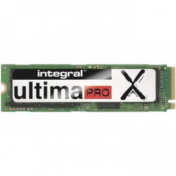 SSD 240Go INTEGRAL NVME M2 ULTIMA PRO X2, R/W 3300/1050 MB/s