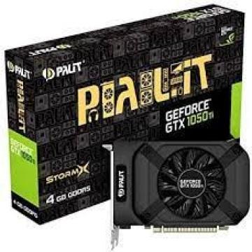CV Nvidia Palit GeForce GTX1050 Ti StormX 4Go GDDR5 -