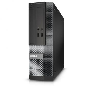 UNITE CENTRALE Dell Optiplex 3020 SFF i3-4150/4GB/500GB/Win7Pro+ Windows 7 PRO + Win 8 - DVDROM - Clavier offert sans garantie - Dell 3020-7541