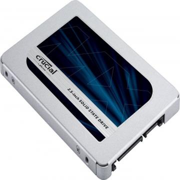 "SSD 250 Go CRUCIAL 2,5"" (6.3cm) MX500 SATA III  7mm Retail"