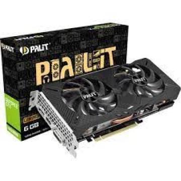 CV Nvidia Palit GeForce GTX1660 Super GamingPro 6Go GDDR6 -