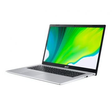 """PORTABLE 17.3"""" Acer A317-33-P9DS SILVER N6000 256GB 4GB 17.3IN NOOD Windows 10 home 64"""