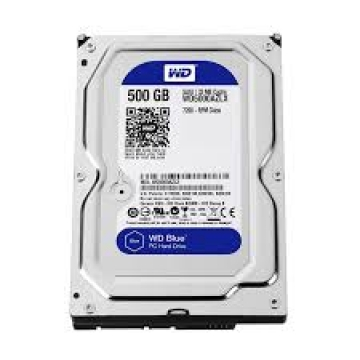 HDD 500 Go Western Digital 3.5 SATA 6Gb 16M  WD5000AZLX