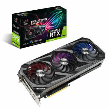 CV ASUS ROG STRIX GeForce RTX 3090 O24G GAMING