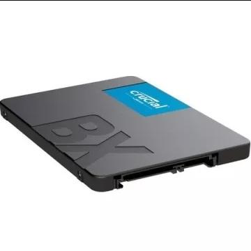"""SSD 960 GO CRUCIAL 2,5"""" (6.3CM) BX500 SATA III 7MM RETAIL"""