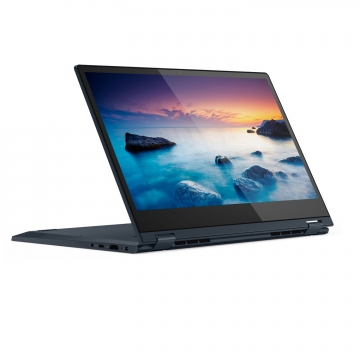 PORTABLE Lenovo 14 Pouces TACTILE i5-8265U 8Go 512NVMe SSD  W10 Home 64  S340-14IWL BLEU ABYSSE