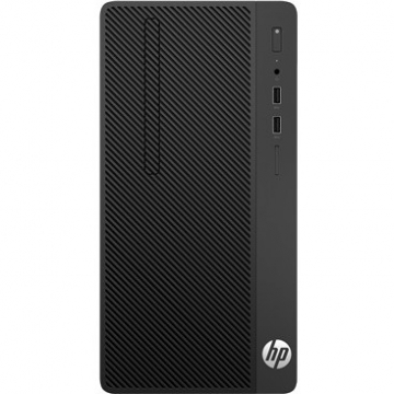UNITE CENTRALE HP 280 G3 Microtour I7-7700 - 8Go - 256SSD - Windows 10 PRO 64 Slot M2 dispo