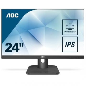 "MONITEUR 24"" AOC VGA/HDMI/DP Multimedia"