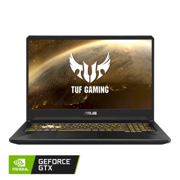 "PORTABLE 17.3"" ASUS TUF Gaming  IPS Full HD - AMD R7-3750H 8 Go - 512 Go SSD NVMe - NVIDIA GTX 1650 4 Go - Win10 Home 64 bits"