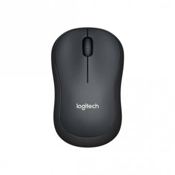 SOURIS Logitech Wireless M220 Silent Black