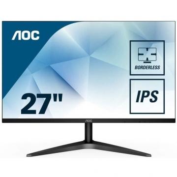 """MONITEUR 27""""AOC 27B1H FullHD HDMI VGA 1ms Garantie 3 ans"""