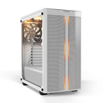 Boitier Moyen Tour ATX Be Quiet Pure Base 500DX RGB avec panneau vitré (Blanc)